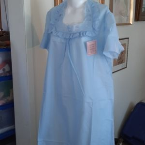 NWT Afrodite Cotton nightgown made in italy